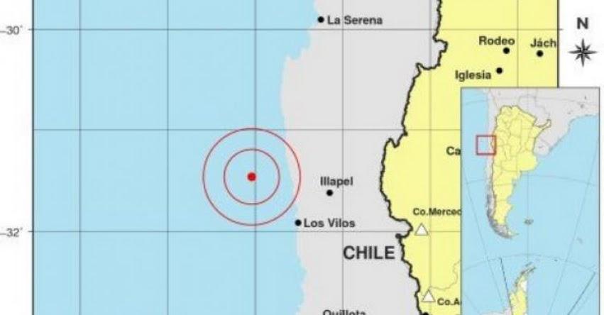 TERREMOTO EN CHILE de 6.1 Grados (Hoy Domingo 11 Junio 2017) Sismo Temblor EPICENTRO San Juan - ONEMI - www.onemi.cl