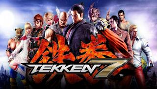 Tekken 6 + Tekken 7 PSP PPSSPP iso Android