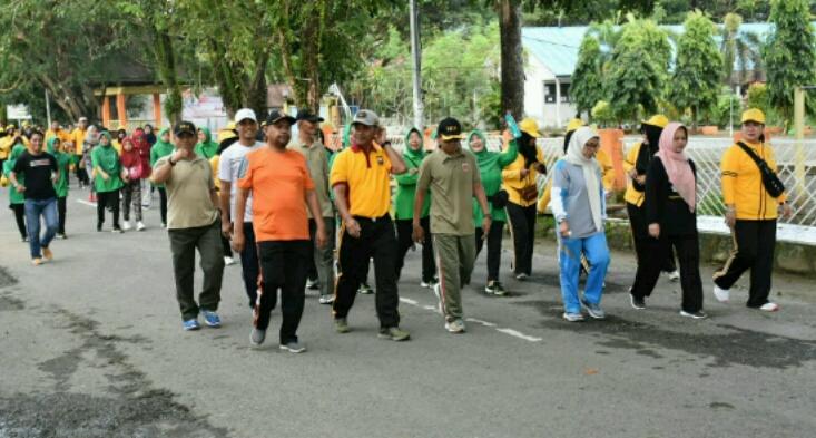 Ini Harapan Ketua DPRD Sinjai Terhadap Polres di Momen HUT Bhayangkara  ke 73