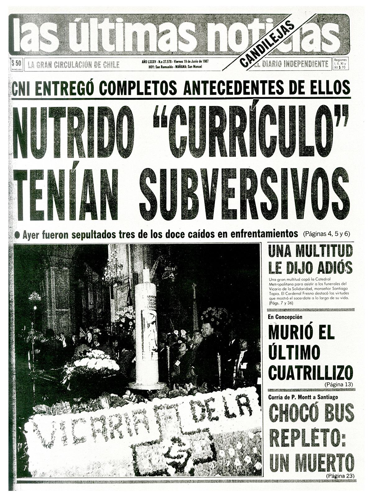 """Operación Albania o """"Matanza de Corpus Christi"""""""