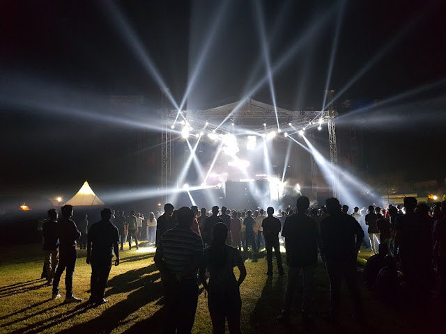 Sunburn Kolkata 2017 With Jai Wolf & DJ KSHMR 4