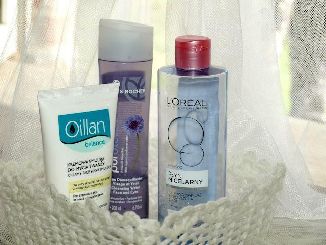 kosmetyki do mycia cery problematycznej