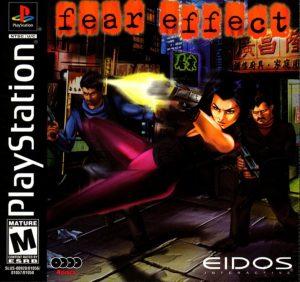 Baixar Fear Effect (1999) PS1 Torrent