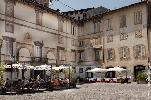 Viaje Italia Bergamo turismo
