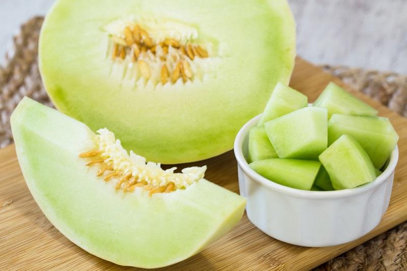 buah melon untuk kesehatan