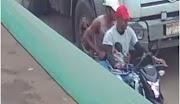 Assaltantes roubam loja de Celulares no centro de Esperantinópolis-MA