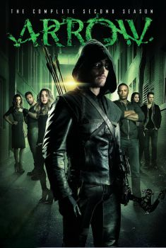 Arrow 2ª Temporada Torrent – BluRay 720p Dual Áudio