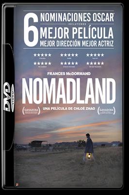 Nomadland [2020] [DVDR R1] [Latino]