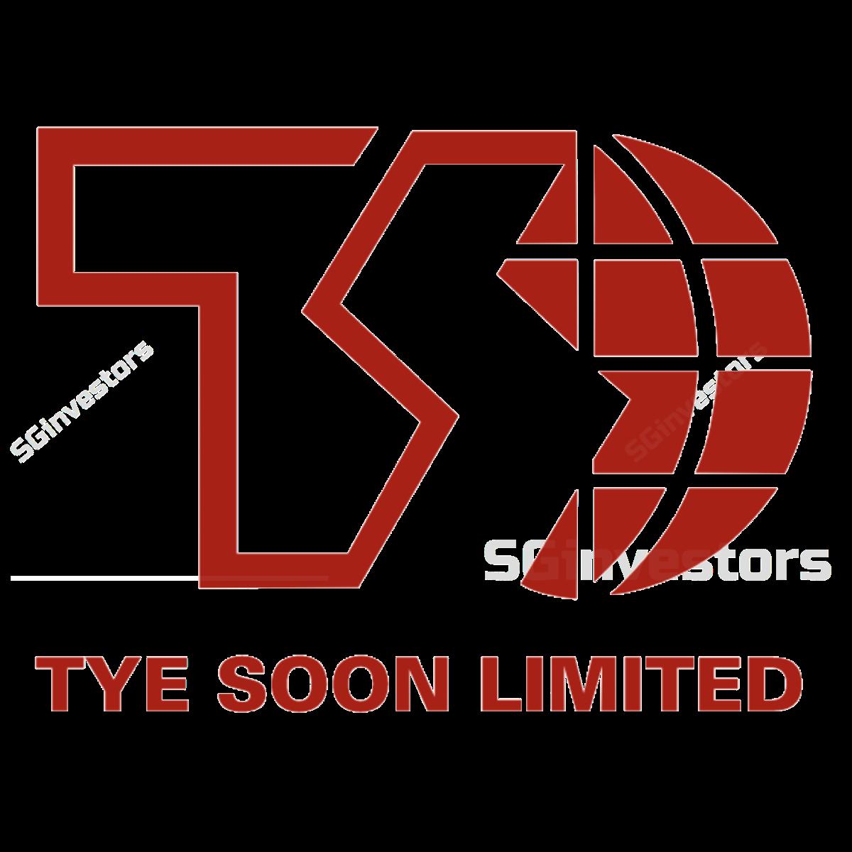 TYE SOON LTD (SGX:BFU) @ SGinvestors.io