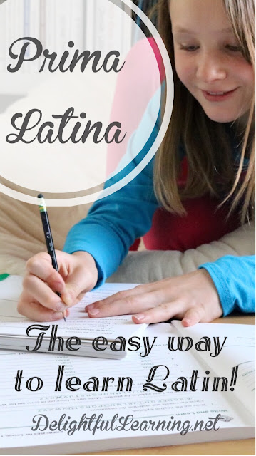 Learning Latin is Easy with Prima Latina!