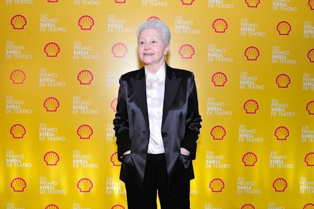 Maria Adelaide Amaral homenageada no Prêmio Shell, confira entrevista e momentos da premiação