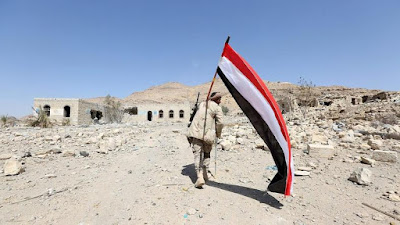 Pasukan Koalisi Berhasil Rebut Kamp Militer
