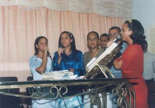 Mundo Online Hinos Gospel Banda Elshaday