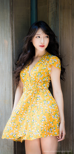 Ảnh Girl Xinh 4K Xinh Đẹp Với Váy Ngắn