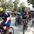 Dandim Ajak Budayakan Aktivitas Olahraga untuk Jaga Kesehatan dan Kebugaran dengan Bersepeda