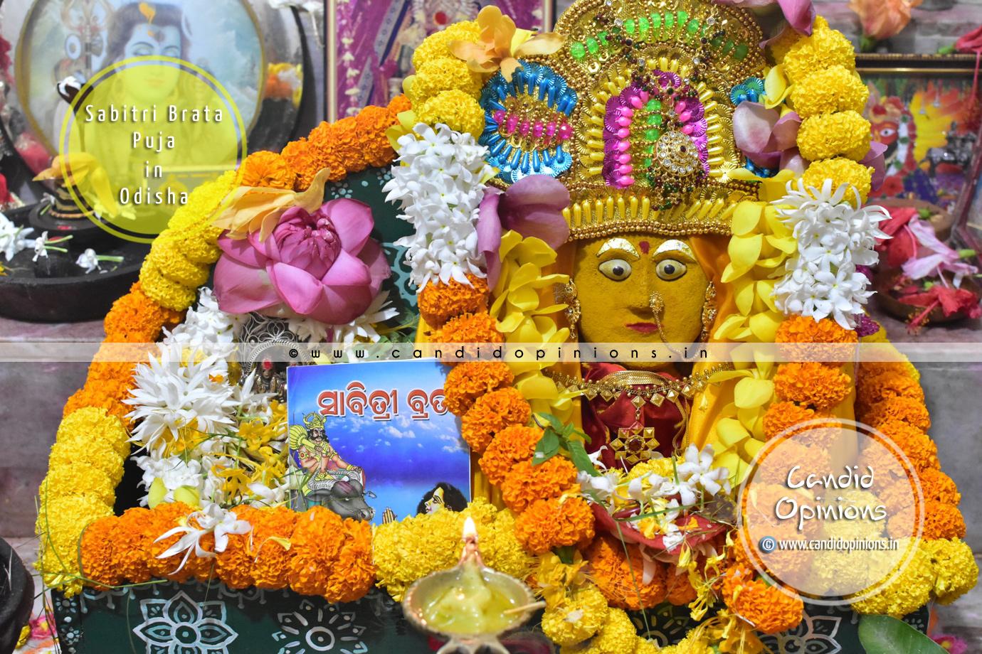 Sabitri Brata Puja (Savitri Vrat) In Odisha