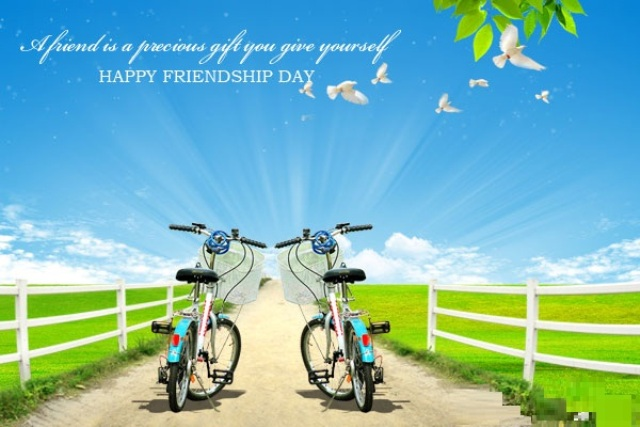 Friendship Day Animated High Quality Wallpapers Download