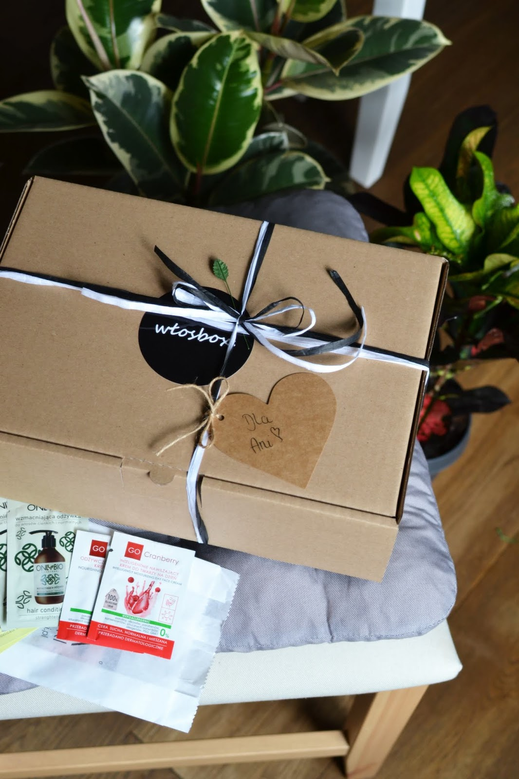 Włosbox Kwiecień - co znalazło się w pierwszym włosowym pudełku?