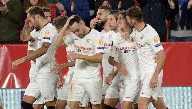 نتائج مباريات الجولة الخامسة بدور المجموعات بالدوري الأوروبي