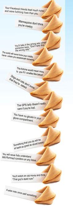 photograph regarding Printable Funny Fortune Cookie Sayings Pdf known as 60+ Amusing Fortune Cookies Estimates (2019) TopiBestList