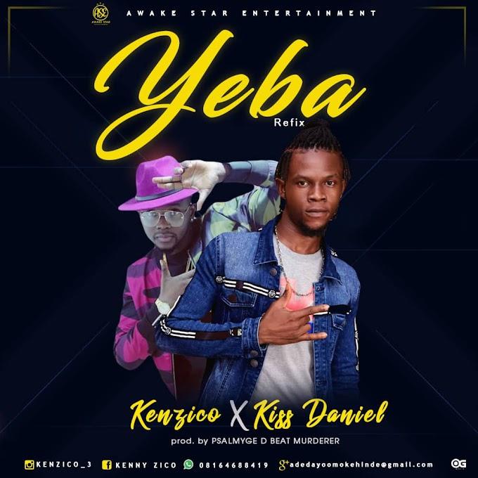 [Music] Yaba reflix by Kenzico X Kiss Daniel