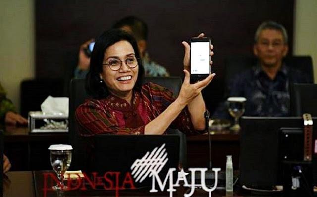 Nah Loh, Youtuber Bakal Dikejar Pajak, Sri Mulyani Ingatkan Ini