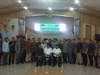 Wabup Buka Latihan kader II HMI Cabang Sarolangun