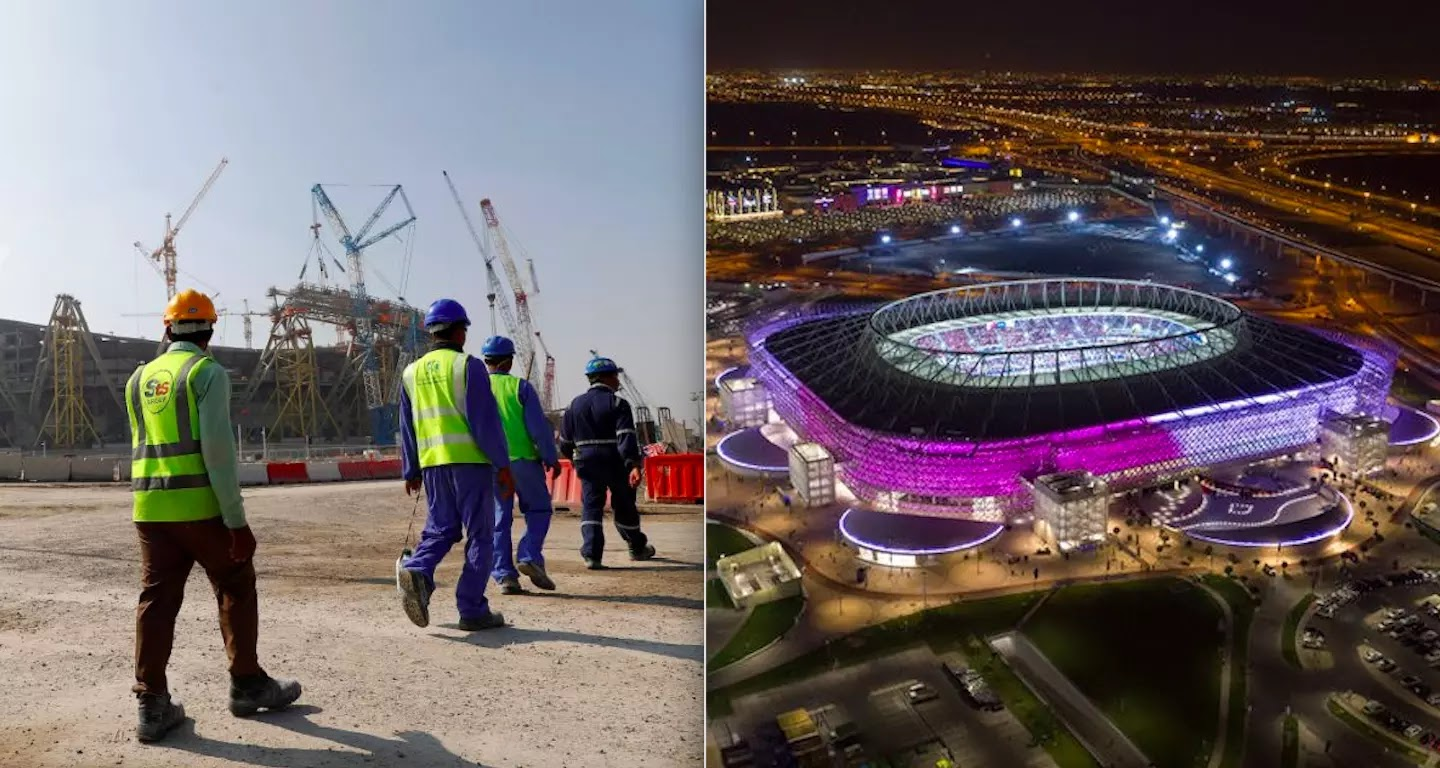 Over 6,500 Migrant Workers Have Died Building Stadiums For The 2022 FIFA World Cup In Qatar