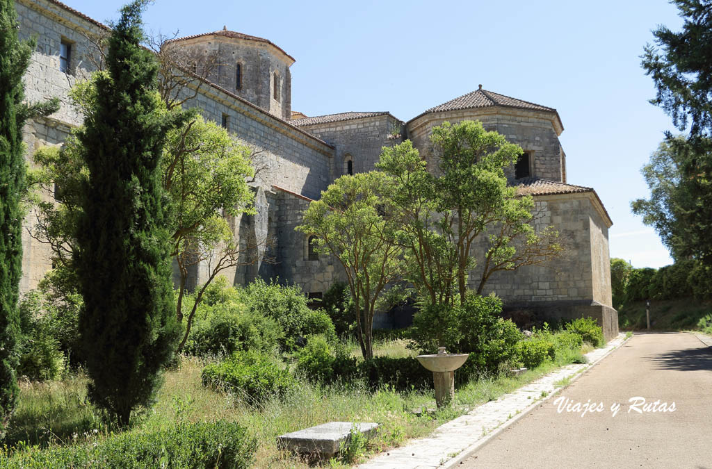 Iglesia del Monasterio de la Santa Espina