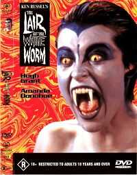 The Lair of the White Worm (1988) 300mb Dual Audio Hindi - English Movies Download