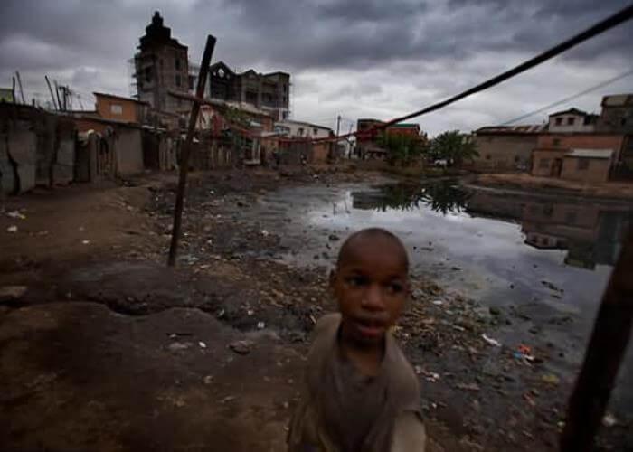 Antananarivo bandar paling kotor