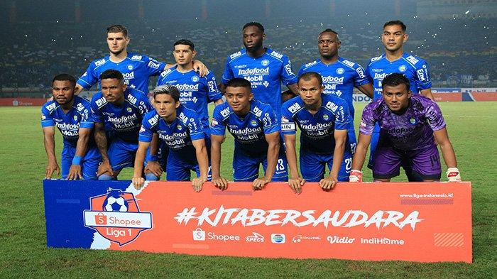 Jadwal Skuad Persib Bandung 2020