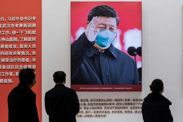 Asia to dominate Davos virtual forum as West tackles virus