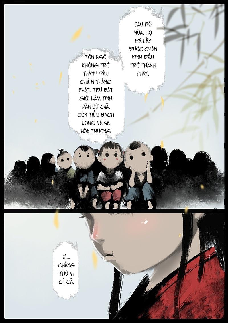 Tây Du Ký ngoại truyện chap 40 - Trang 3