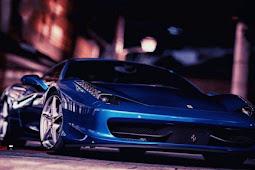 √ Ferrari 458 Wallpaper Italia Hd High Quality | Black ferrari Car wallpapers