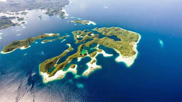 Gugusan Wisata Kepulauan Mandeh