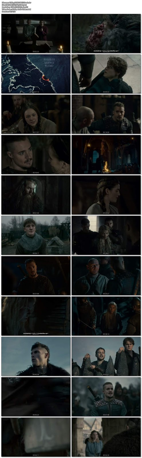 The Last Kingdom S03 Dual Audio Hindi Dubbed Complete (Season 3 ) 720p HD WEB-DL [ Hindi – English ] COMPLETE Series | HEVC x265 | All Episode | Index | Dubbed in Hindi | Free Download