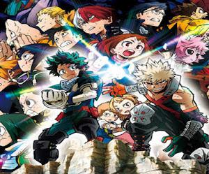 Boku no Hero Academia the Movie: Heroes Rising 01/01 [BD][Sub-Español][MEGA-MF-GD][HD-FullHD][Online]
