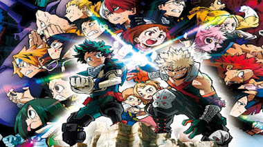 Boku no Hero Academia the Movie: Heroes Rising 01/01 [BD][Sub-Español][MEGA-MF-GD][HD-FullHD][Online]