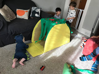 Dragons Love Tacos Birthday Party Taco Tunnel