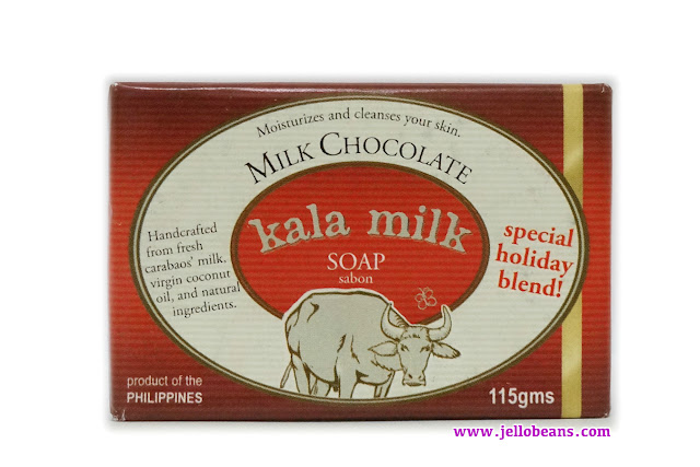 Kala Milk Soap in Milk Chocolate