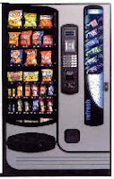 Cold dring vending machine