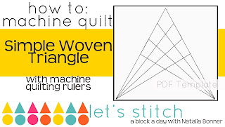 http://www.piecenquilt.com/shop/Books--Patterns/Books/p/Lets-Stitch---A-Block-a-Day-With-Natalia-Bonner---PDF---Simple-Woven-Triangle-x41900813.htm