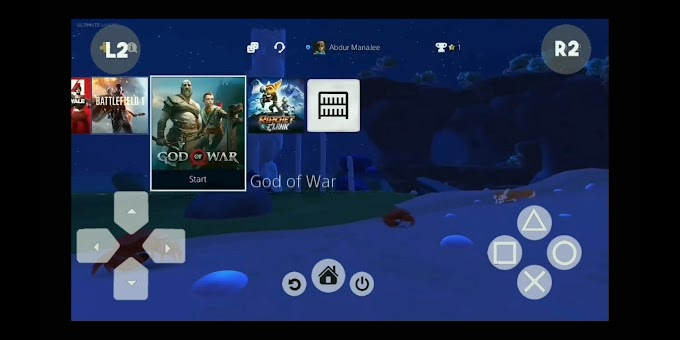 DIRECT DOWNLOAD PS4 EMULATOR