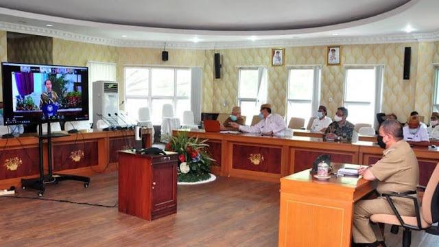 Alokasi DIPA dan TKDD 2021 Untuk Gorontalo sebesar Rp.10.5 Triliun