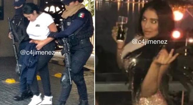 Ejecutan a Valeria Díaz Martínez una de las Novias de La Unión de Tepito, ayudaba a ubicar a Victimas para extorsionarlas