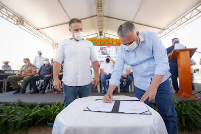 Em Piranhas/AL, Governo de Alagoas autoriza CISP e afirma: Não se faz turismo sem segurança