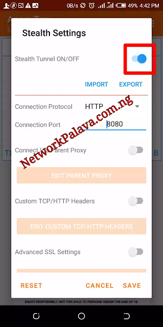 connection protocol port [October 2020] Latest Glo Free Browsing Cheat