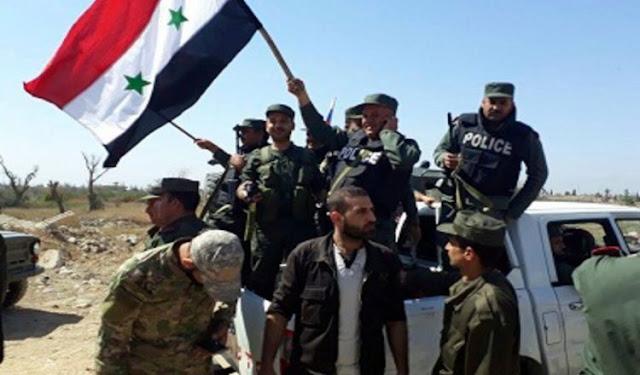 Συρία: Περικυκλώθηκαν χιλιάδες τζιχαντιστές της Τουρκίας