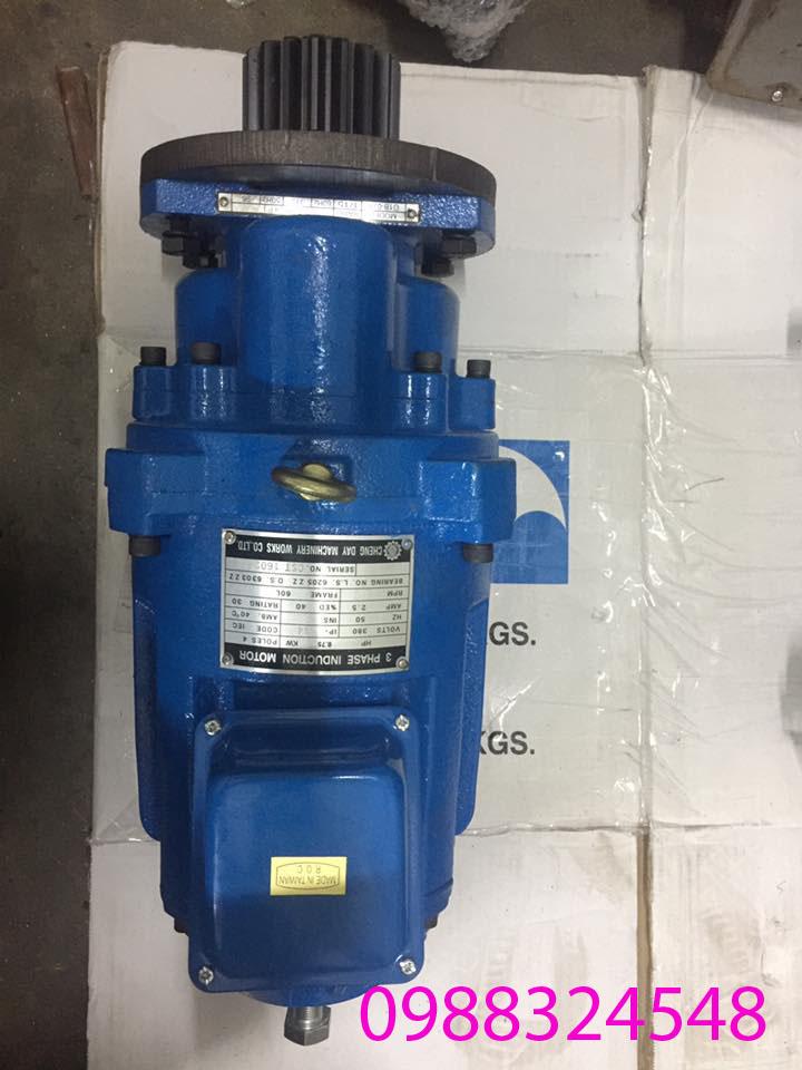 Motor dầm biên Black Bear G1B-07A 0.75 Kw x 4P